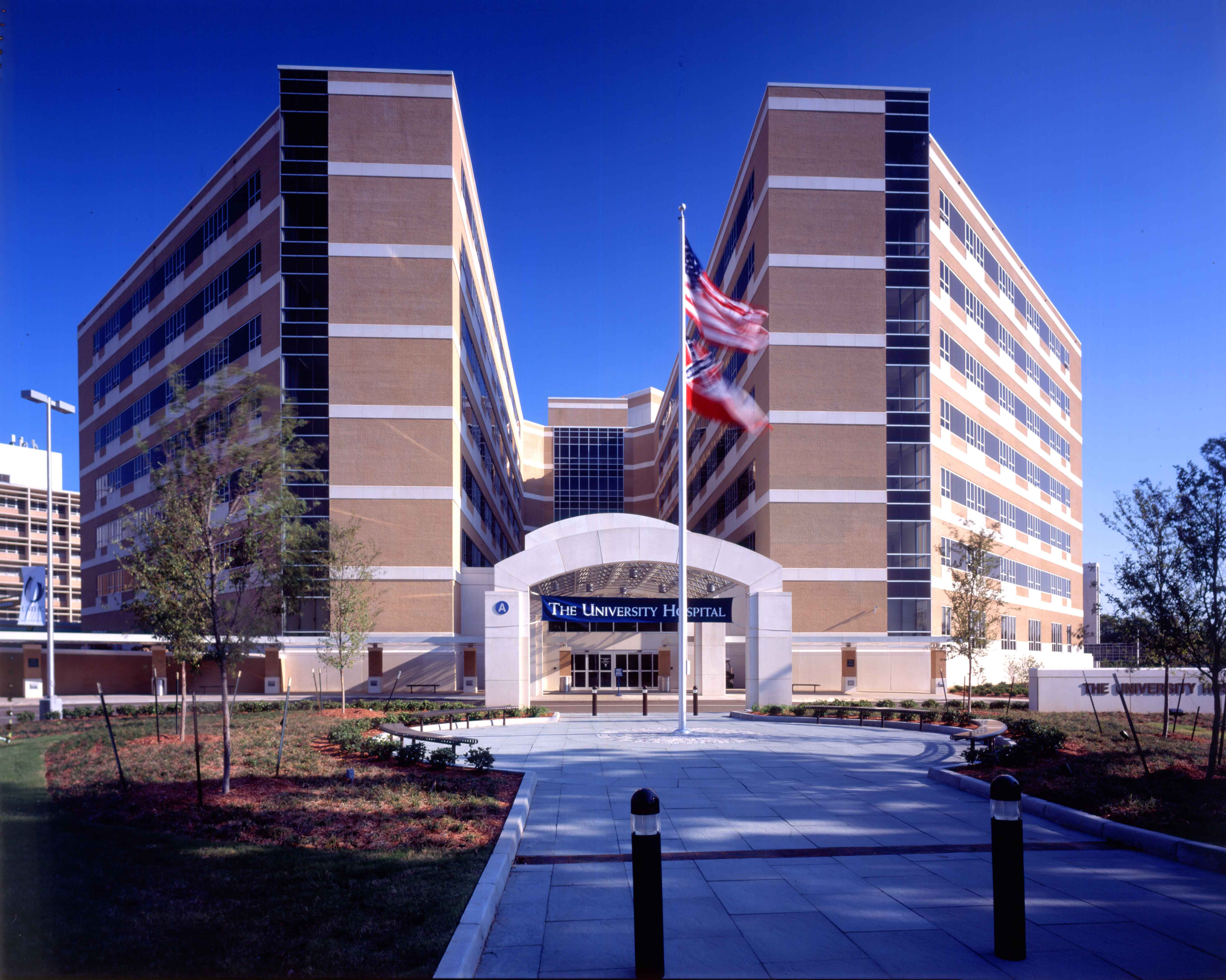 University Hospital Adult Tower