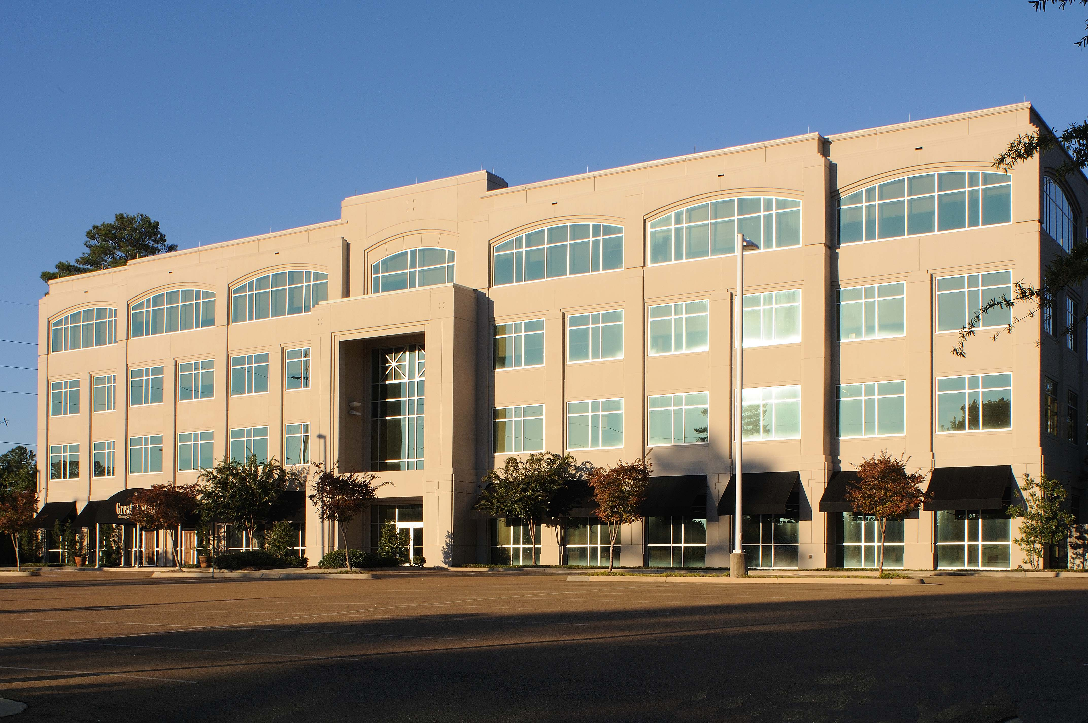 Highland Bluff Office Building