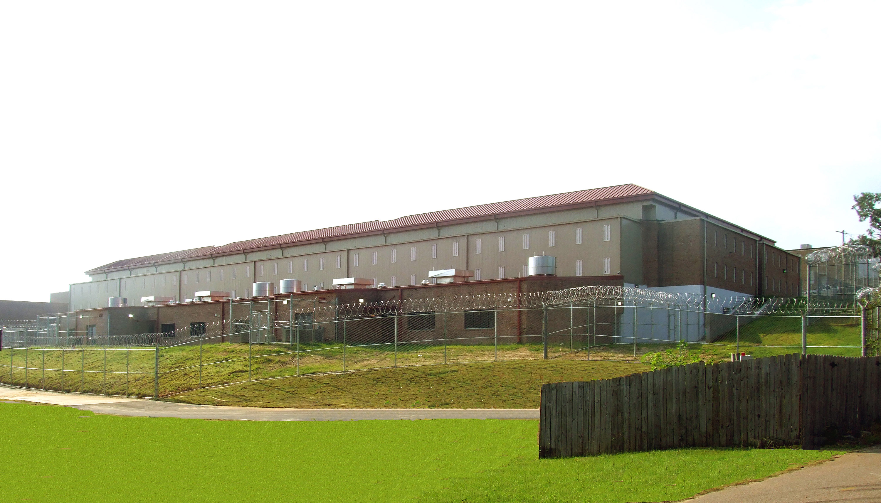 Rankin County Jail Additions